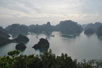Halong Bay, North Vietnam