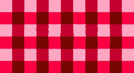 Red square texture