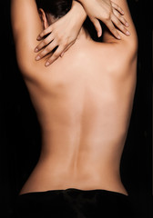 Sensual back