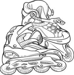 skating roller skates