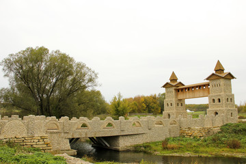 Castle on the Kudikina gora mountain
