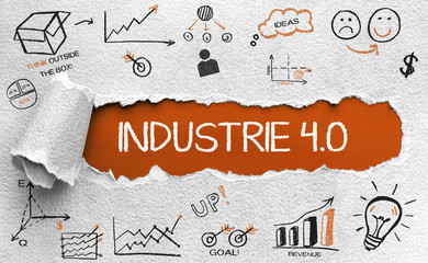 Industrie 4.0 entdecken - Konzept