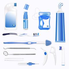 Mund- und Zahnhygiene
