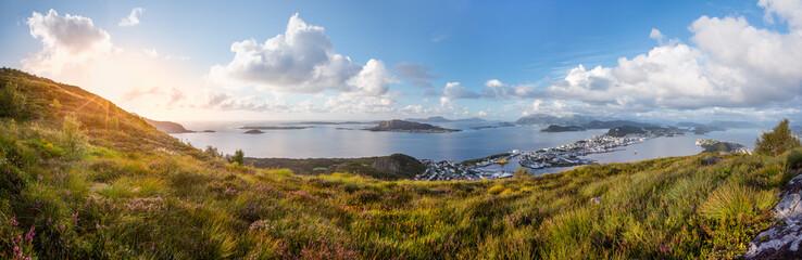 Norwegen - Geiranger Fjord Landschaft