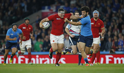France v Italy - IRB Rugby World Cup 2015 Pool D