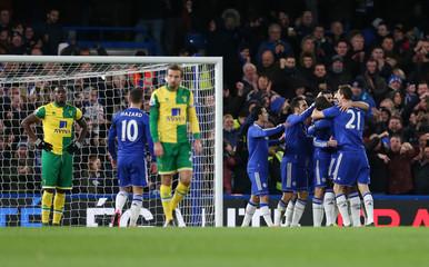 Chelsea v Norwich City - Barclays Premier League