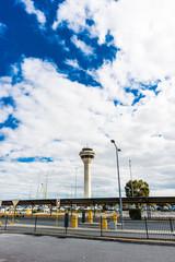 パース空港