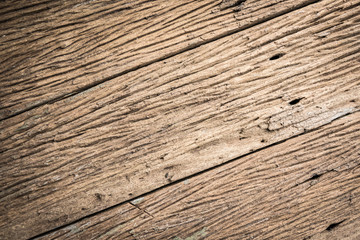 Rough wooden texture and background.