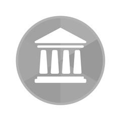 Kreis Icon - Bank