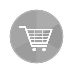 Kreis Icon - Einkaufskorb
