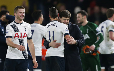 Watford v Tottenham Hotspur - Barclays Premier League