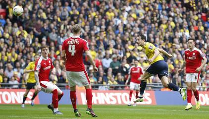 Barnsley v Oxford United - Johnstone's Paint Trophy Final