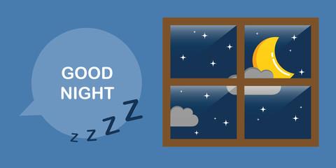 good night kinderzimmer