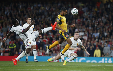 Arsenal v FC Basel - UEFA Champions League Group Stage - Group A