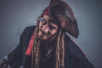 Crazy pirate