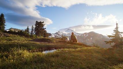 Exploring Washington, North Cascades