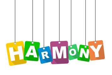 vector illustration background harmony