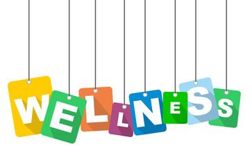 vector illustration background wellness
