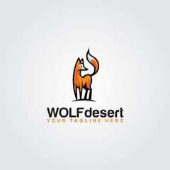 Fox Vector Logo