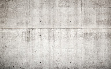 Old gray concrete wall, background texture