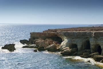 Sea Caves Capo Greco 2