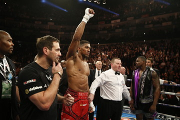 Anthony Joshua v Dillian Whyte British & Commonwealth Heavyweight Title's
