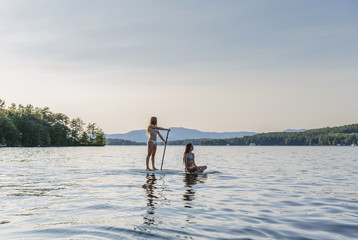 Stand Up Paddle Adventures