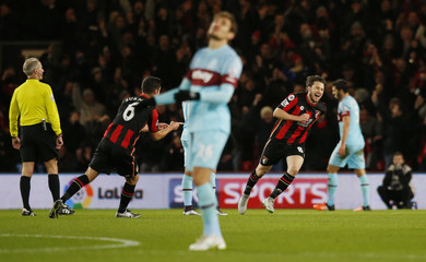 AFC Bournemouth v West Ham United - Barclays Premier League