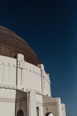 Observatory Building Dome
