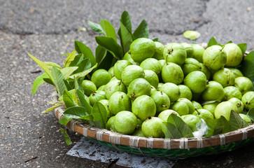 fresh fruit on the market in Vietnam