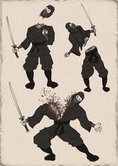 ninja illustration