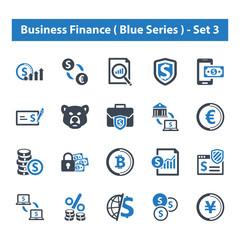 Business Finance (Blue Series) - Set 3