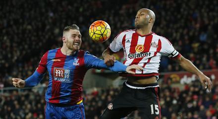 Sunderland v Crystal Palace - Barclays Premier League