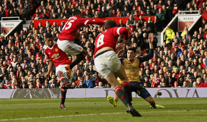 Manchester United v Arsenal - Barclays Premier League
