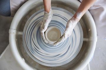 Creating a pot