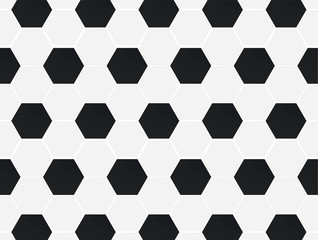 black and white football soccer vector background