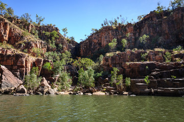 Katherine Gorge River Bank, Northern Territory, Australia