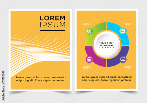 Abstract Backgrounds Covers Posters Flyers Banner And Infographic