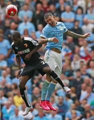 Manchester City v Watford - Barclays Premier League