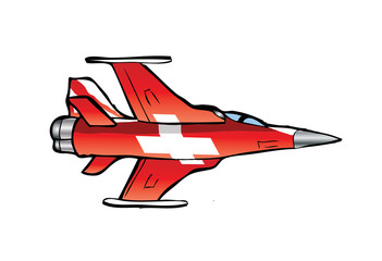 swiss airforce