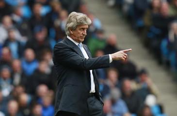 Manchester City v Aston Villa - Barclays Premier League