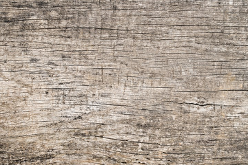 Texture Background Of Gray Aged Wooden Board With Copyspace Close Up.