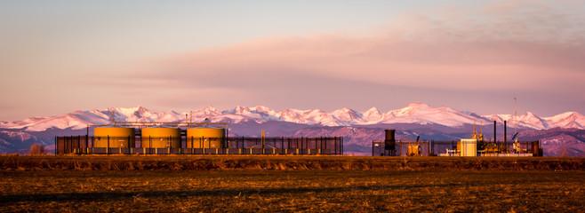 Colorado Oil Field