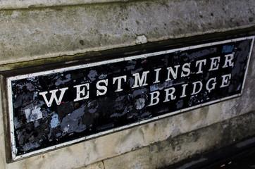 Westminster Sign