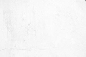 White Grunge Concrete Wall Background.