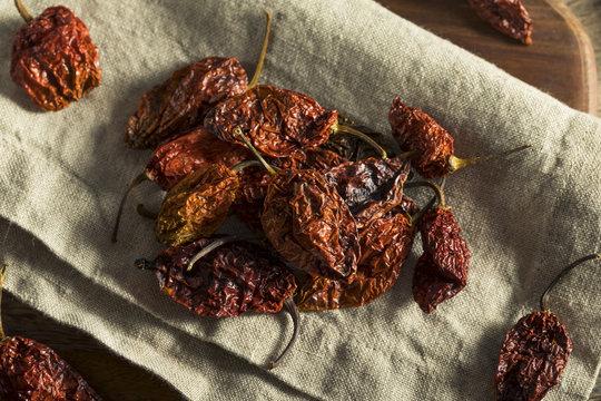 Super Hot Spicy Scorpion Bhut Jolokia Pepper