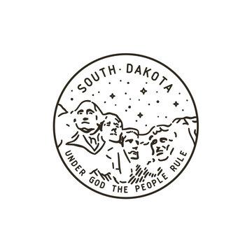 South Dakota. Rushmore