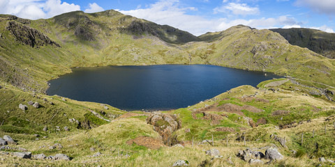 Levers Water - English Lake District