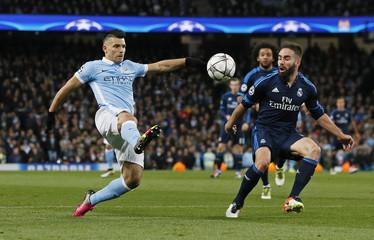 Manchester City v Real Madrid - UEFA Champions League Semi Final First Leg