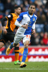 Blackburn Rovers v Hull City - Sky Bet Football League Championship